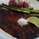 Mexican Rub Ribeye Steak